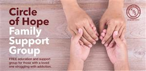 Circle of Hope Family Support Group Image