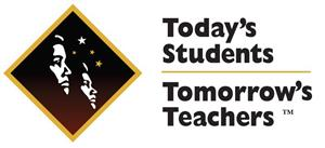 Today's Students Tomorrow's Teachers logo