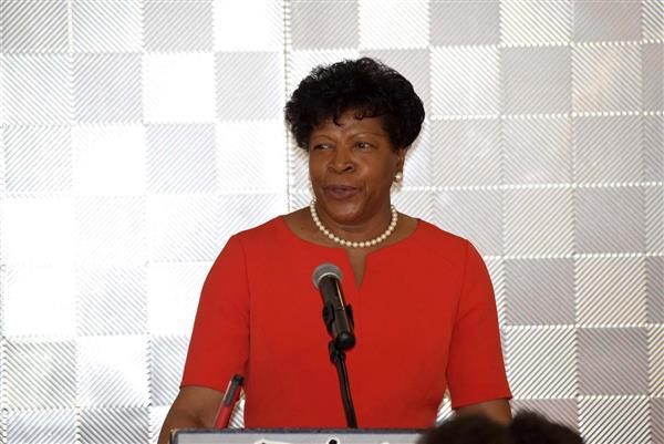 Dr. Bettye H. Perkins, Founder & CEO of Today's Students Tomorrow's Teachers